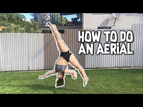AERIAL TUTORIAL | How to do a Side Aerial