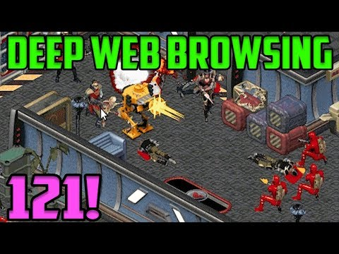 HUMAN LEATHER!?! - Deep Web Browsing 121