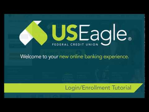 U.S. Eagle Online Banking Enrollment And Login