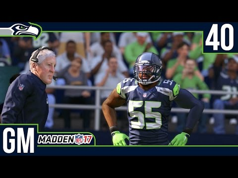Madden NFL 17 Owner Mode (Seattle Seahawks) [Deutsch/60FPS] #40 Week 10 vs Chargers