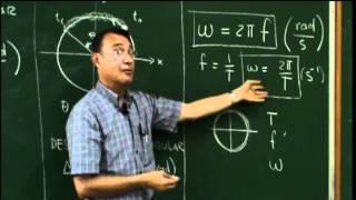 Clase 1,  Movimiento Circular Uniforme