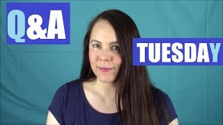 How I Learned Japanese from Anime, Manga, Books, etc. | Q&A Tuesday