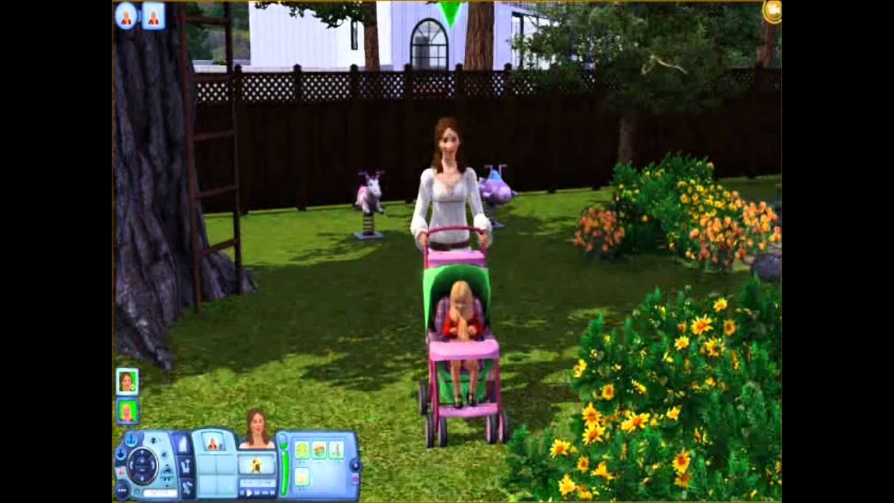 The Sims 3 Generations Gameplay Toddler Youtube