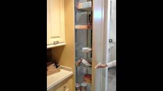 Tall Storage Pull-out