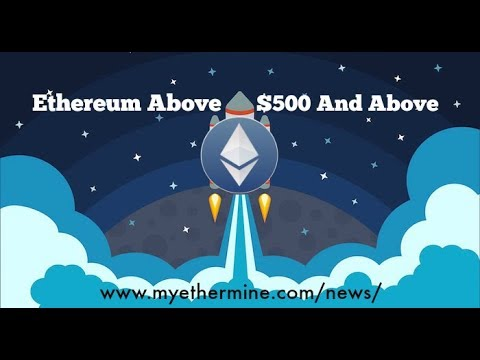 Ethereum price Rising Above $500 - How Far it will go