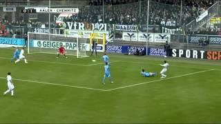 VFR Aalen 0:2 Chemnitzer FC (3. Liga 2011/2012) + 45 Meter Tor