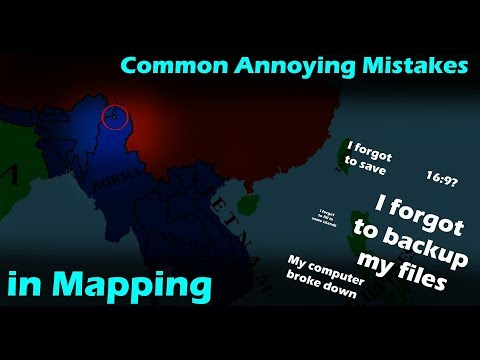 Common Annoying Mistakes in Mapping