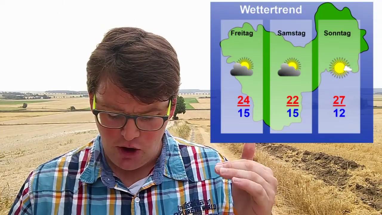 Wetterbericht Für Donnerstag