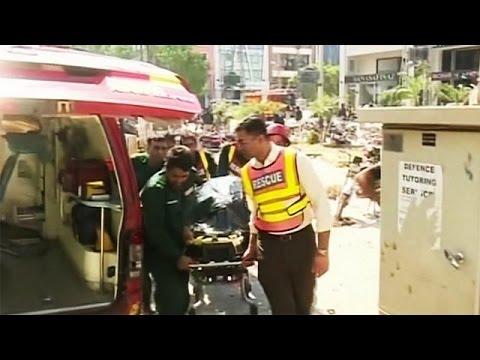 Dombs Garderobekast Wit.Pakistan Lahore Bomb Blast Kills At Least Eight Youtube