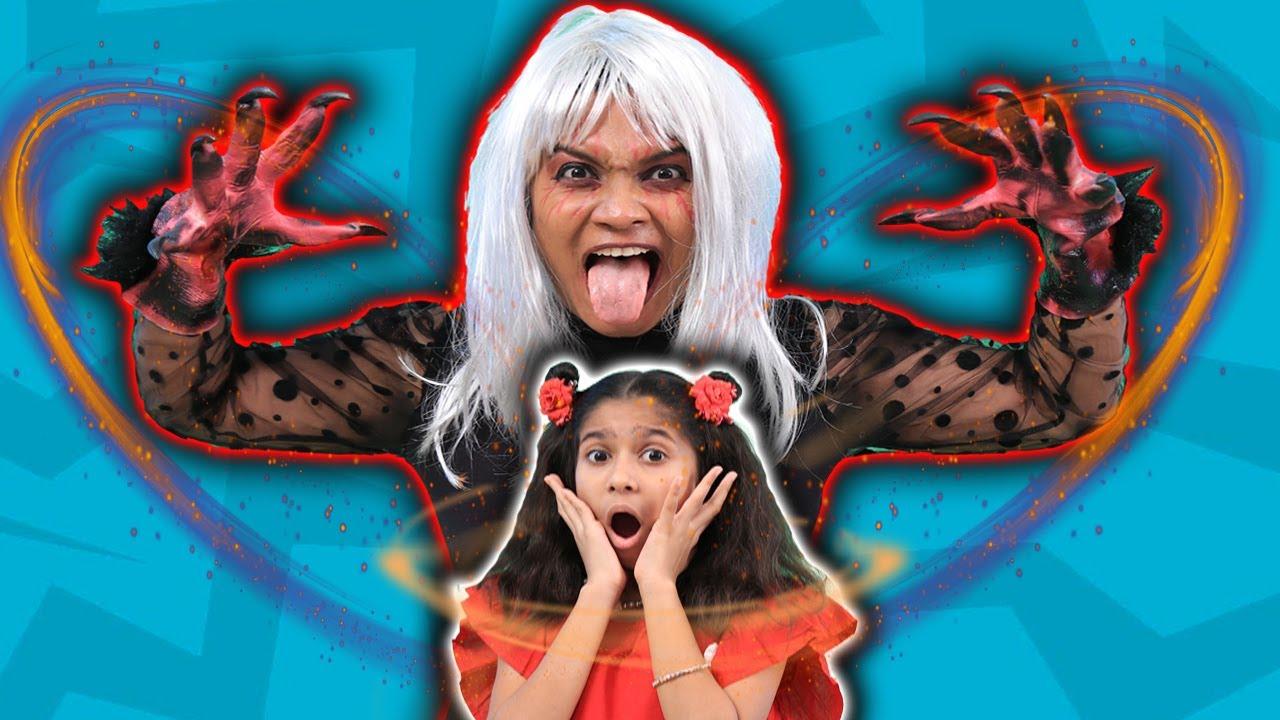 परी को मिली चुडैल | Pari Ko Mili Chudel | Pari Met The Witch | Pari's Lifestyle