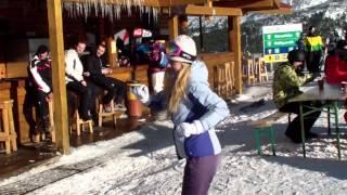 Банско Болгария горнолыжный курорт Новый Год 2015(Банско Болгария горнолыжный курорт Новый Год 2015., 2015-03-04T17:43:45.000Z)