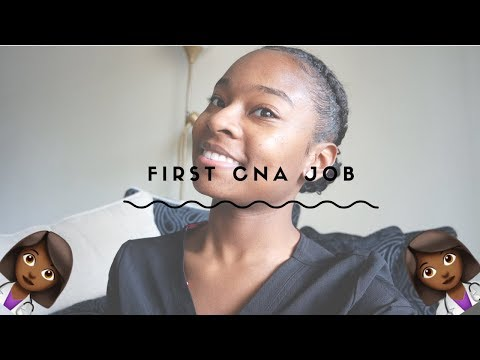 I Got My First Hospital CNA Job With NO Experience !