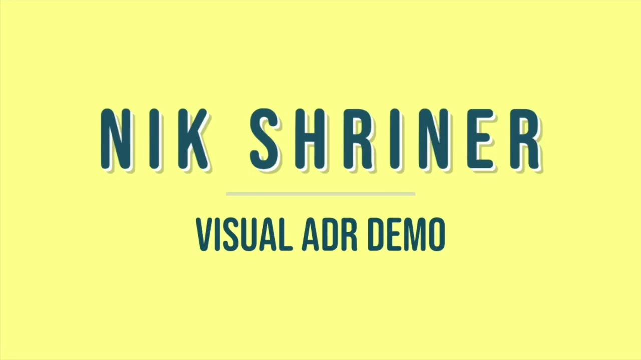 ADR Demo