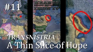 HoI4 - Modern Day - Transnistria - A Thin Slice of Hope - Part 11