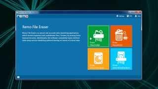 Securely Erase USB Drive Data using Free File Eraser