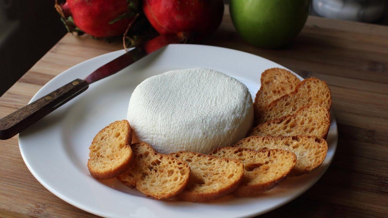 Homemade Cream Cheese - Creamy Yogurt Cheese Spread Recipe