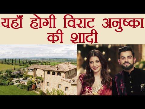 Virat Kohli & Anushka Sharma Wedding: Heritage Resort of Tuscany, Italy is the Venue | FilmiBeat
