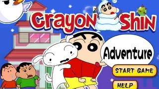 Crayon Shin-Chan Adventure-Walkthrough