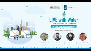 Live with Water: An Indo-Dutch water programme