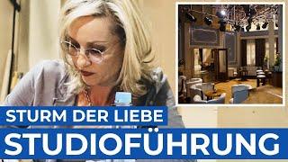 STURM DER LIEBE | Studioführung Fürstenhof | mit Beatrice Hofer | mylife 79| anderswohin