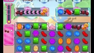 candy crush saga level 1606 completed