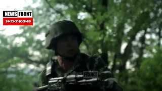 Любительское видео боевых действий