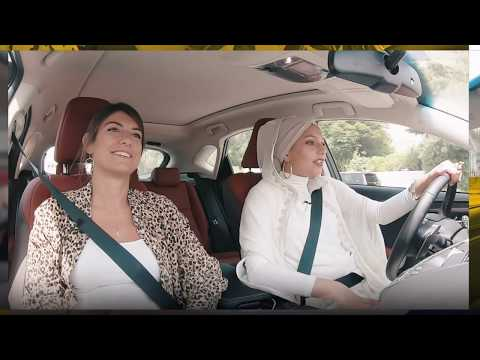 Travel Carpool with Ghida and Haifa