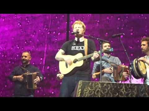 Thumbnail: Ed sheeran and beoga Galway girl live in Dublin and original Galway girl