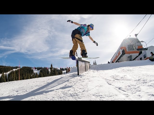 Woodward Copper Opening Day 2017