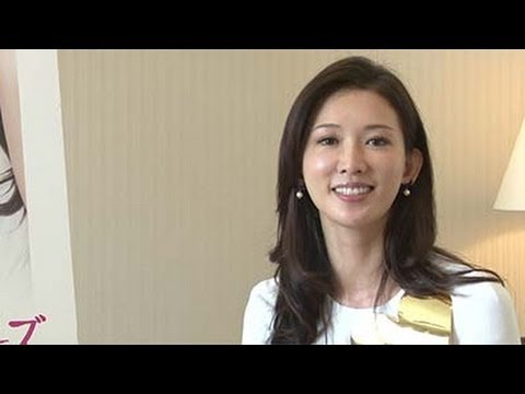 """Lin Chi-ling introduces """"SAY YES"""" 【Fuji TV Official】"""