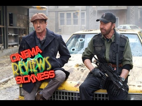 """Review: """"The Expendables 2"""" (2012)"""