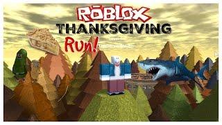Roblox Thanksgiving Run!