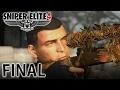 Sniper Elite 4 Italia - FINAL ÉPICO!!!! [ PC - Playthrough ]