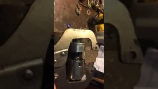 Ford 9n 2n and 8n starter gear/bendix change