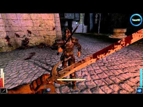 Dark Messiah Might And Magic HD Gameplay