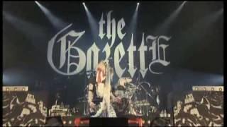 The GazettE - Part 12 - Nameless Liberty Six Guns Live