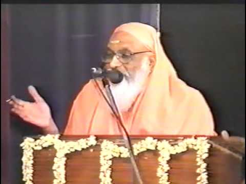 Conversion is Violence Part 1 - Swami Dayananda Saraswati ( Arsha Vidya Gurukulam )