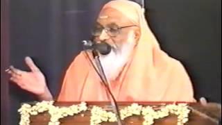 Conversion is Violence Part 1 - Swami Dayananda Saraswati ( Arsha Vidya Gurukulam )