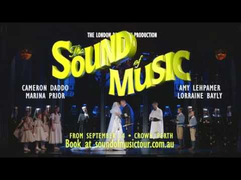 THE SOUND OF MUSIC PERTH | BUY 4 A-RESERVE TICKETS AND SAVE $80*
