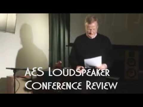 AES Loudspeaker Conference in Helsinki August 2013