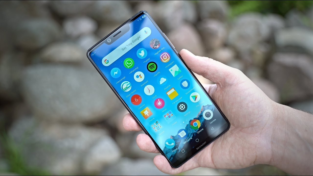 Sharp AQUOS S3 Review - Killer $135 Smartphone!