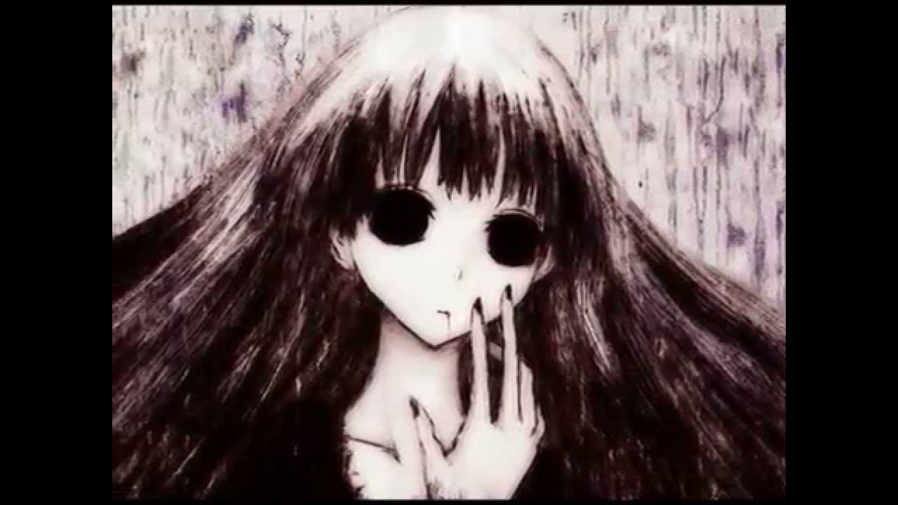 Creepy Anime girls - Hide and Seek - YouTube