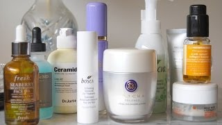 Current Skincare Collection:Boscia, Tatcha, Korres, Caudalie, Perricone MD, Fresh, REN + More. Thumbnail