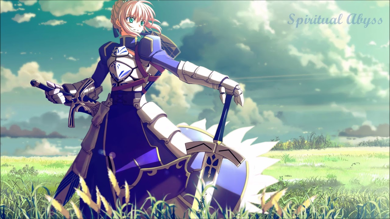 Fate stay night best of the original soundtrack youtube - Fate stay night wallpaper ...