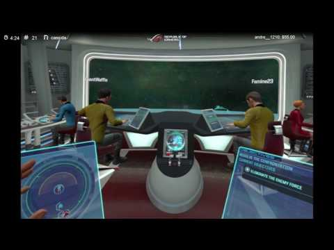 Star Trek Bridge Crew | Hilarious VR Game #2