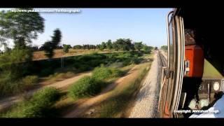 a day inside a railway engine india