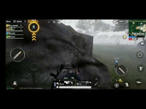 2K pubg mobile game play | 60FPS poco F1