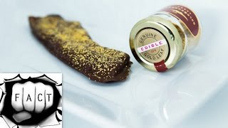 12 Shocking Foods & Drinks Made With Real Gold