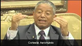 Entrevista a Héctor Guzmán por Guillermo Gómez en Aeromundo - 11/8/2013