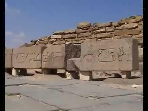 Загадки древнего Египта. Технологии богов